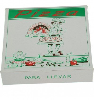 CAJA PIZZA CARTONCILLO